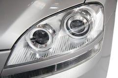 samochód światło Obrazy Stock