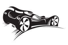 samochód Royalty Ilustracja