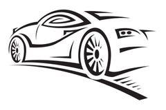 samochód Obrazy Royalty Free