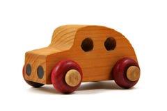 samochód 2 drewniane Fotografia Stock