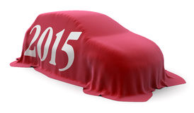 2015 samochód Fotografia Stock