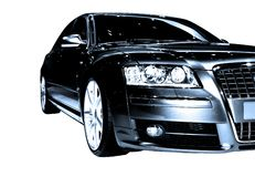 samochód abstrakcyjne Fotografia Stock