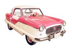 samochód dekorował rocznika Zdjęcie Royalty Free