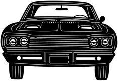 Samochód - Detailed-12 Zdjęcia Stock