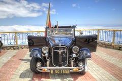 Samochód dla fotografować Zdjęcie Royalty Free