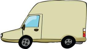 samochód dostawczy Obrazy Stock