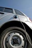 samochód elektryczny Zdjęcie Stock