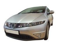 samochód futurystyczny srebra Zdjęcie Stock