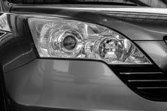 Samochód głowy światło Obraz Stock
