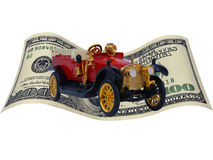 samochód każdy smak Obraz Royalty Free