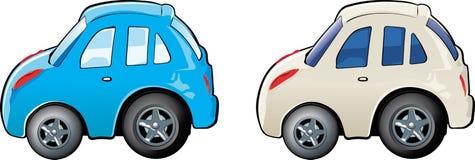 samochód kreskówka wektora Fotografia Royalty Free