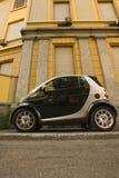 samochód mądrze Zdjęcie Royalty Free
