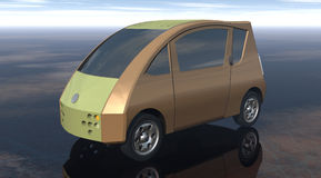 samochód microcar Fotografia Royalty Free