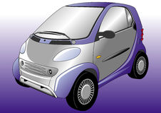 samochód mini Obraz Royalty Free