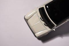 Samochód miniatura Zdjęcia Stock