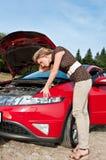 samochód naprawa Fotografia Stock