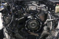 Samochód naprawy w usługa Fotografia Stock
