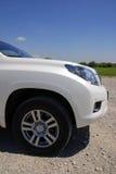 samochód nowożytny Fotografia Stock