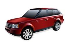 samochód nowy Fotografia Stock
