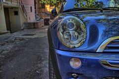 samochód parkujący zdjęcie royalty free