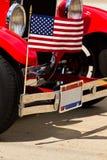 samochód patriotyczny Obrazy Stock