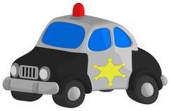 Samochód Policyjny Zdjęcie Royalty Free