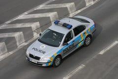 Samochód policyjny Zdjęcia Stock