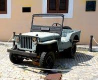Samochód posiadać Ernesto Che Guevara. obraz royalty free