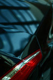 Samochód powierzchowności szczegóły bell świątecznej element projektu Obraz Royalty Free