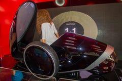 Samochód przyszłość Zdjęcie Stock