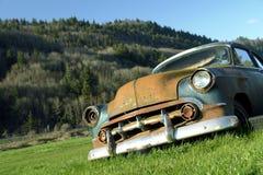 samochód rdzewiejący Zdjęcia Stock
