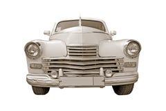 samochód retro obrazy royalty free