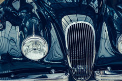 samochód retro Zdjęcie Stock