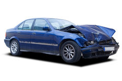 samochód rujnujący Obrazy Stock