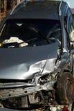samochód rujnujący obraz stock