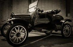 samochód samochód retro sepiowy roczne Fotografia Stock