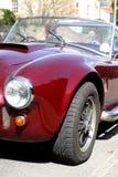 samochód sportowy klasyków zdjęcia stock