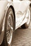 samochód sportu Zdjęcie Royalty Free