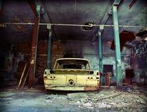 samochód stary Zdjęcie Royalty Free
