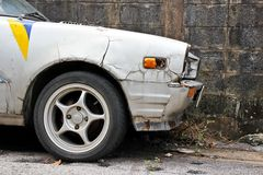 samochód stary Zdjęcia Stock