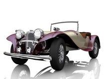 samochód stary royalty ilustracja