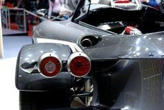samochód szczegółów sportu Obraz Royalty Free