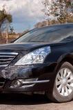 samochód uszkadzający fotografia royalty free