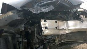 samochód uszkodzony Obraz Stock