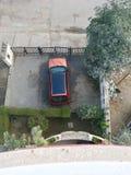 Samochód w parking Obraz Stock