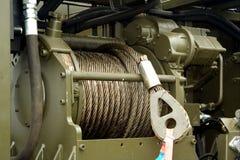samochód winch Fotografia Stock