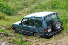 samochód z drogi Zdjęcie Stock