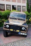 samochód z drogi Fotografia Stock
