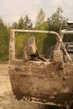 samochód z odpoczynkowej drogi Zdjęcia Stock