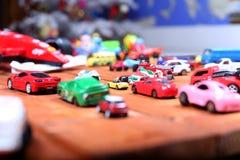 Samochód zabawki Zdjęcie Stock